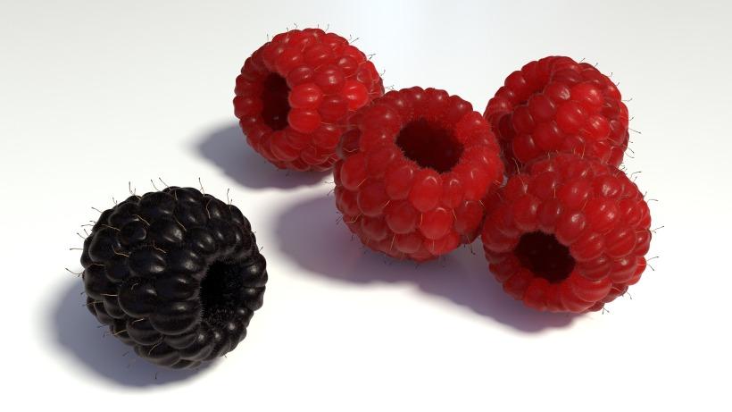 raspberries-1200533_1920